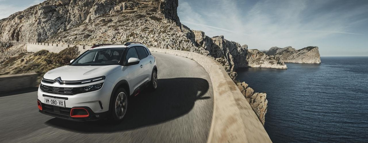 NEW CITROËN C5 AIRCROSS SUV: THE ULTRA-MODULAR, ULTRA-COMFORTABLE
