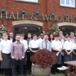 Hall & Woodhouse kick-starts new chef apprenticeship programme in partnership with the College
